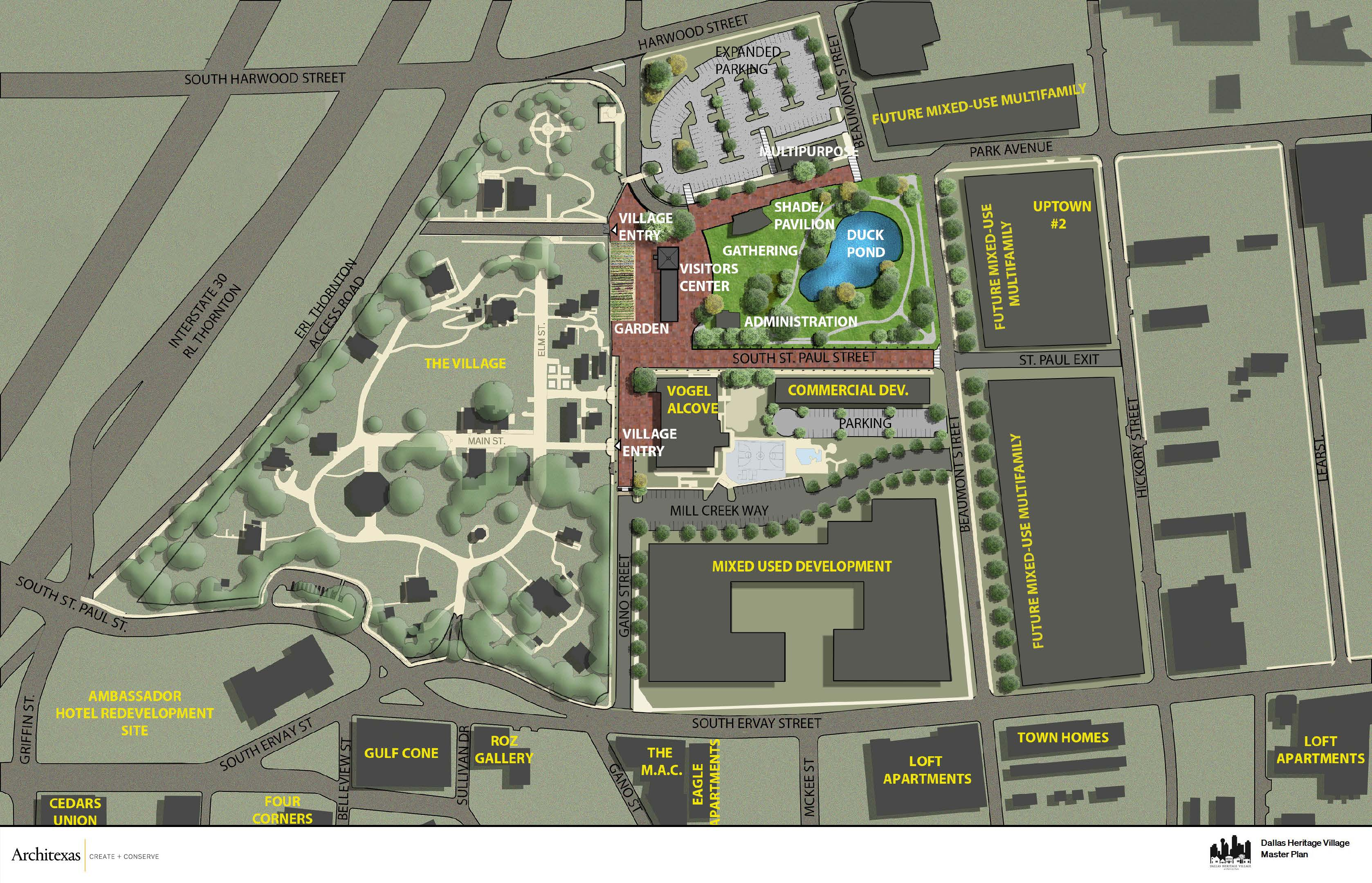 1720_Dallas Heritage Village - NEW PLAN OVERALL w title
